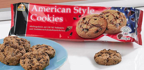 American Style Cookies, Oktober 2010