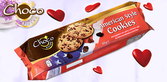 American Style Cookies, April 2011