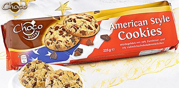 American Style Cookies, Dezember 2011