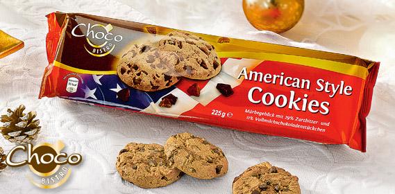 American Style Cookies, Dezember 2012