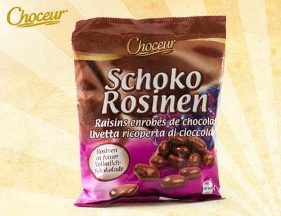 Schoko-Rosinen, M�rz 2014