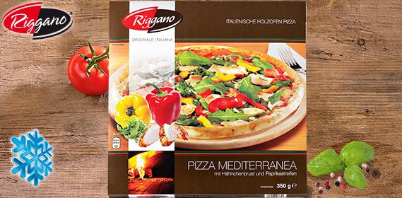 Italienische Holzofen Pizza, Dezember 2012