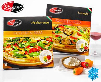 Italienische Holzofen Pizza, August 2014