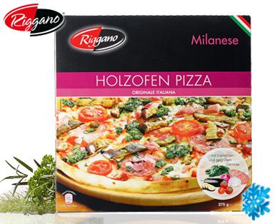 Italienische Holzofen Pizza, Januar 2015