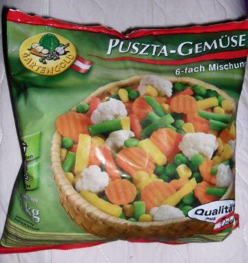 Greengold Gemüsemischung, Januar 2013