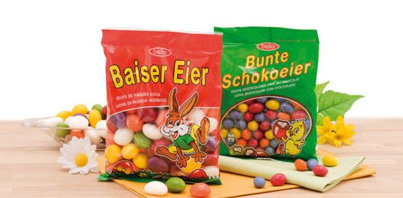 Baiser-Eier, Februar 2013