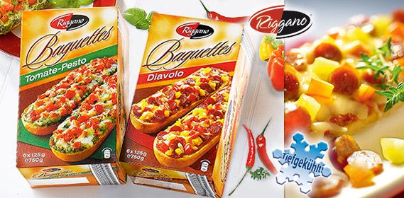 Baguettes, 6x 125 g, Mai 2011