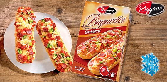 Baguettes, 6x 125 g, Dezember 2012