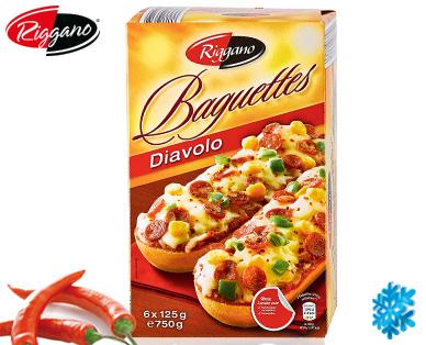 Baguettes, 6x 125 g, Januar 2015