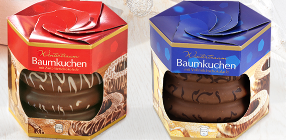 Baumkuchen, November 2012