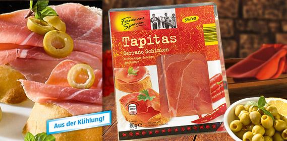 Tapitas, Mai 2011