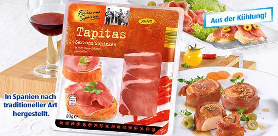 Tapitas, Januar 2012