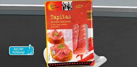 Tapitas, Dezember 2012