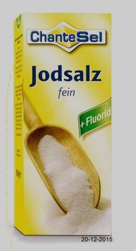 Jodsalz mit Fluorid, M�rz 2016