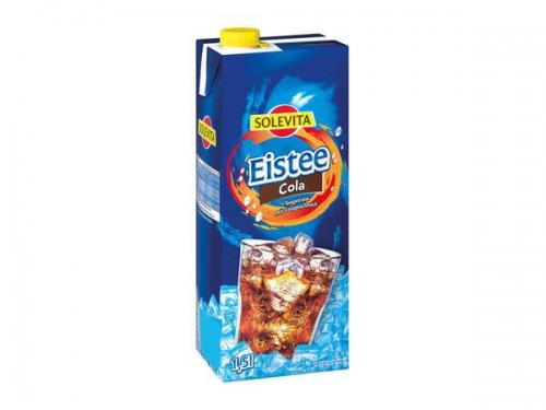 Eistee Cola, Dezember 2015