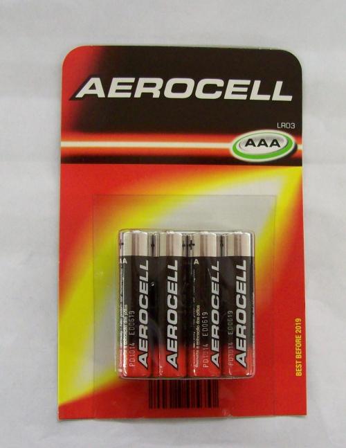 Batterien, 1,5 V, Micro, AAA, November 2014