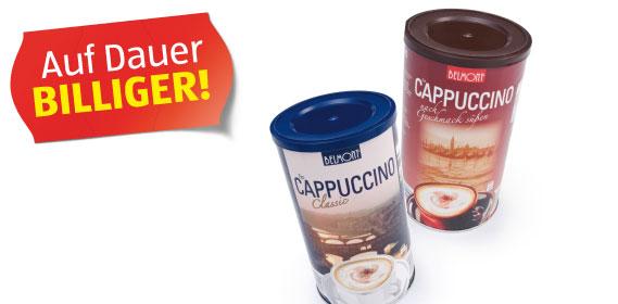 Cappuccino, Februar 2012