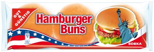 Hamburger Buns, Dezember 2017