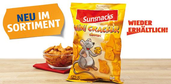 Mini Cracker, Januar 2013