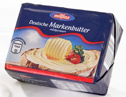 Deutsche Markenbutter, M�rz 2014