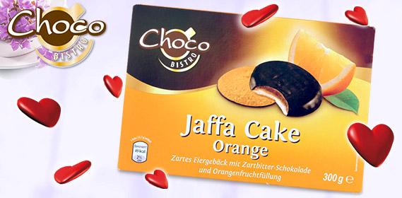 Jaffa Cake, April 2011