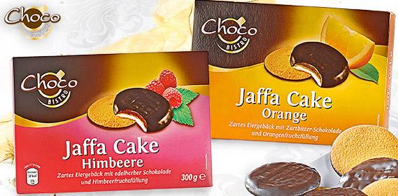 Jaffa Cake, Dezember 2011