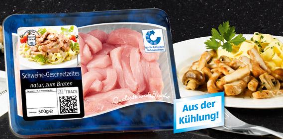 Schweine-Geschnetzeltes, September 2011