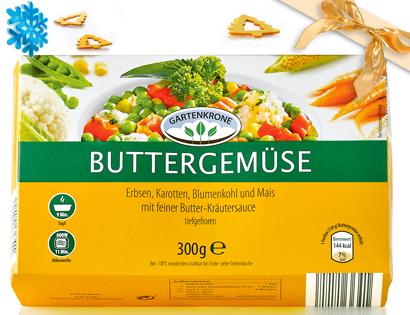 Buttergemüse, Oktober 2013