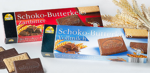 Schoko Butterkeks, September 2010