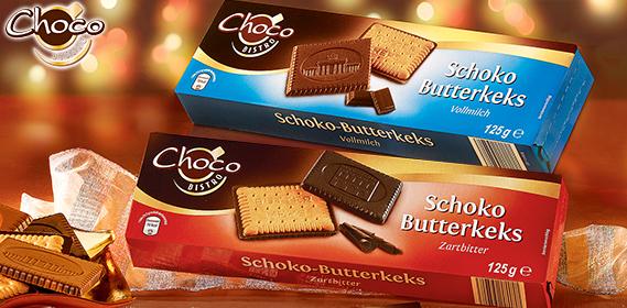 Schoko Butterkeks, November 2012