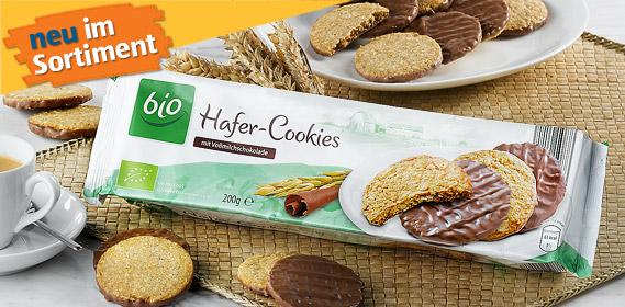 Hafer-Cookies, Mai 2011