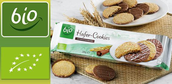 Hafer-Cookies, Februar 2012