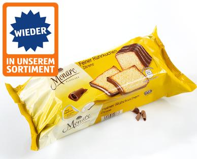 Folienkuchen / Rührkuchen, April 2015