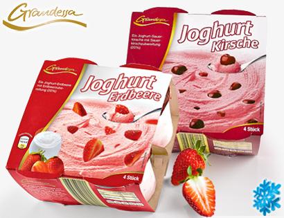 Eisjoghurt, 4x 170 ml, Mai 2014