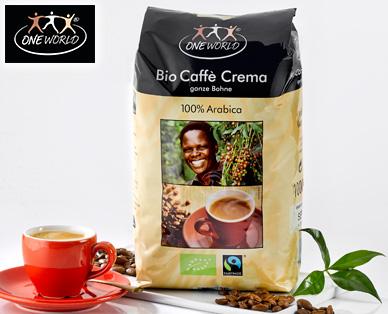 Bio Caffè Crema, Ganze Bohne, Juni 2014