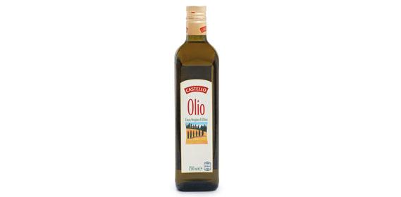 Olivenöl, extra nativ, Januar 2014