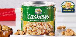 Cashew Kerne, Oktober 2007