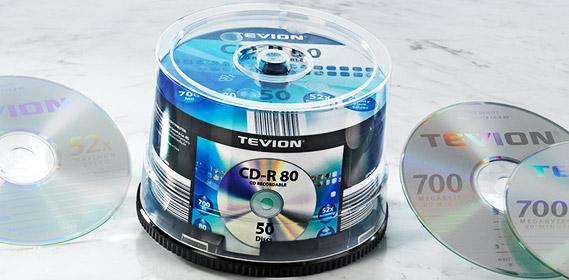 CD-Rohlinge CD-R 80, Juli 2012