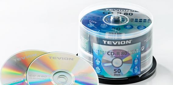 CD-Rohlinge CD-R 80, M�rz 2013