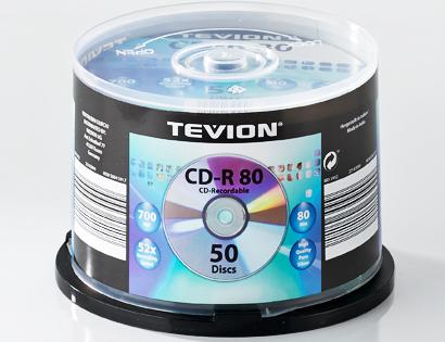 CD-Rohlinge CD-R 80, Februar 2014