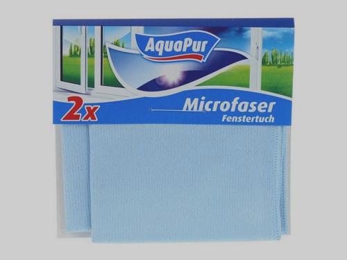 Microfaser Fenstertuch, November 2014