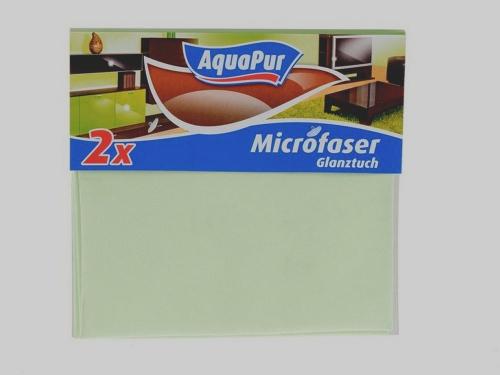 Microfaser Glanztuch, November 2014