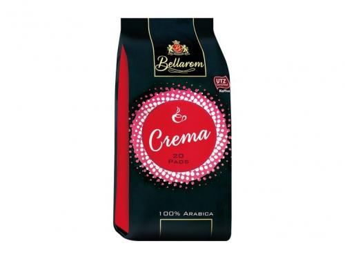 Kaffeepads Caffe Crema, Januar 2017