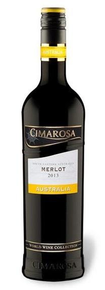 Merlot Australien Rotwein, Juni 2017