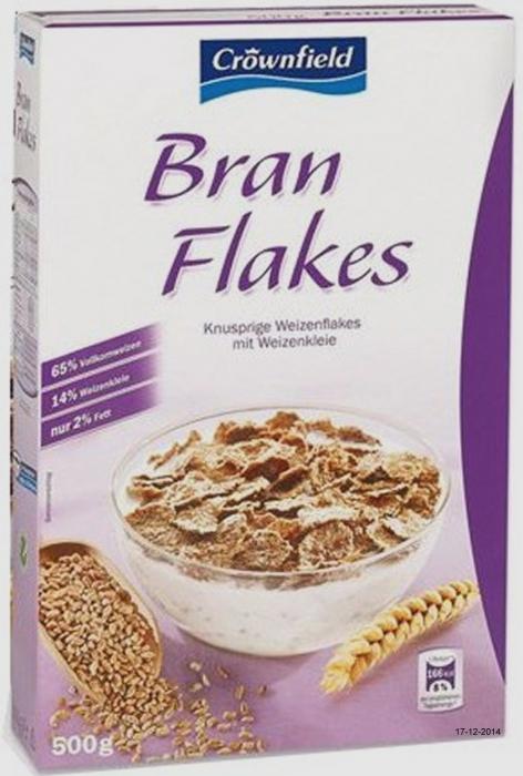 Bran Flakes, Dezember 2014