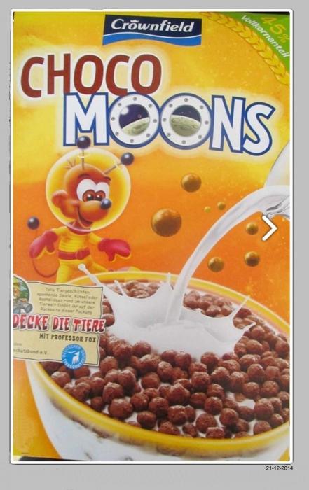 Choco Moons, Dezember 2014