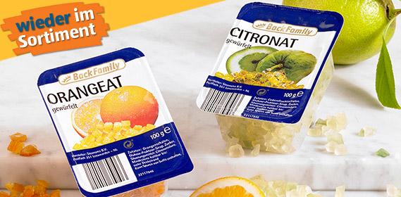 Orangeat oder Citronat, Dezember 2011