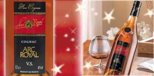 Fine Cognac VS, Dezember 2008