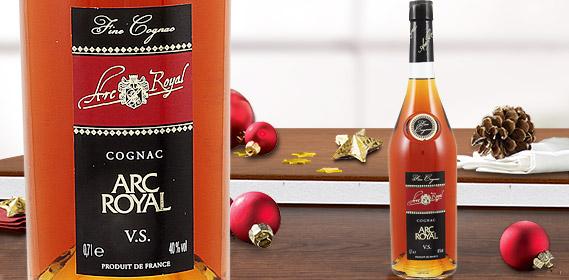 Fine Cognac VS, Dezember 2010