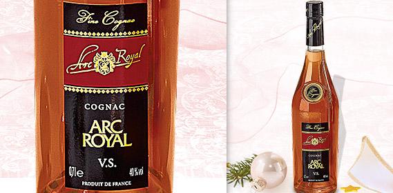 Fine Cognac VS, Dezember 2011